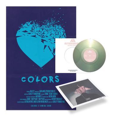 """Halsey Colors 7"""" LP + Colors 7"""" Litho (Vinyl)"""