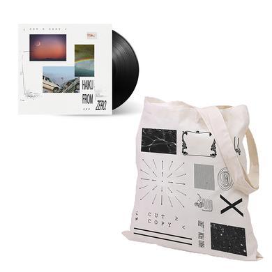 Cut Copy Haiku From Zero Vinyl Album + Tote Bag