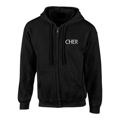 Cher Classic Glitter Maryland Show Hoodie