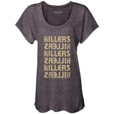 The Killers Women's Logo T-shirt