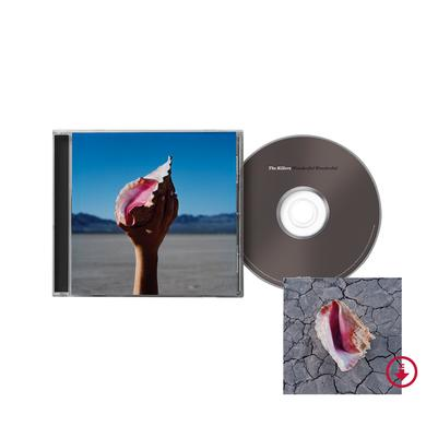 The Killers Wonderful Wonderful - Standard CD + Deluxe Digital Album