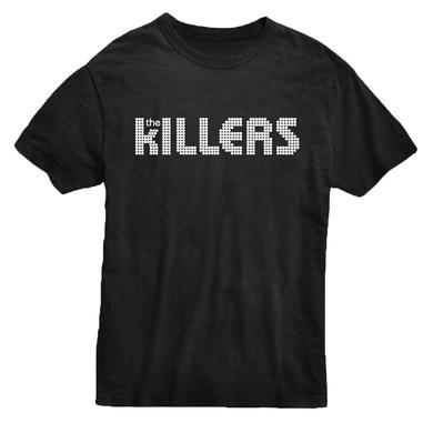 The Killers Traditional Black T-shirt