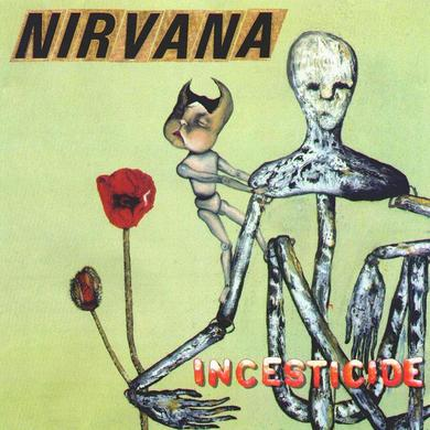 Nirvana Incesticide 2x LP (Vinyl)