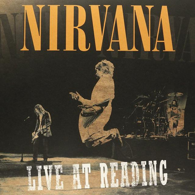 Nirvana Live at Reading 2x LP (Vinyl)