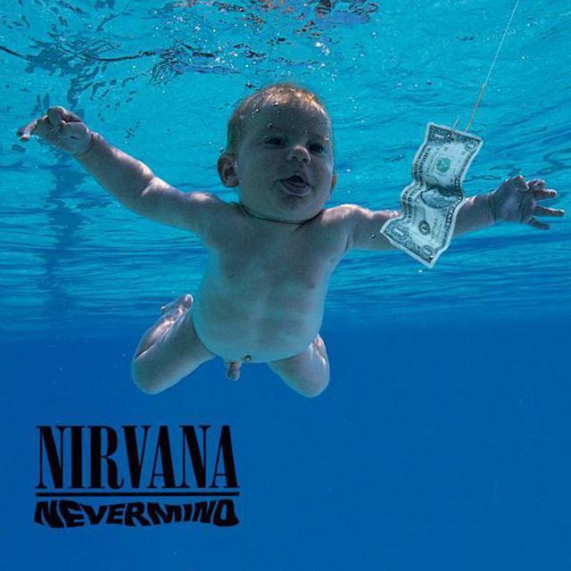 Nirvana Nevermind LP (Vinyl)