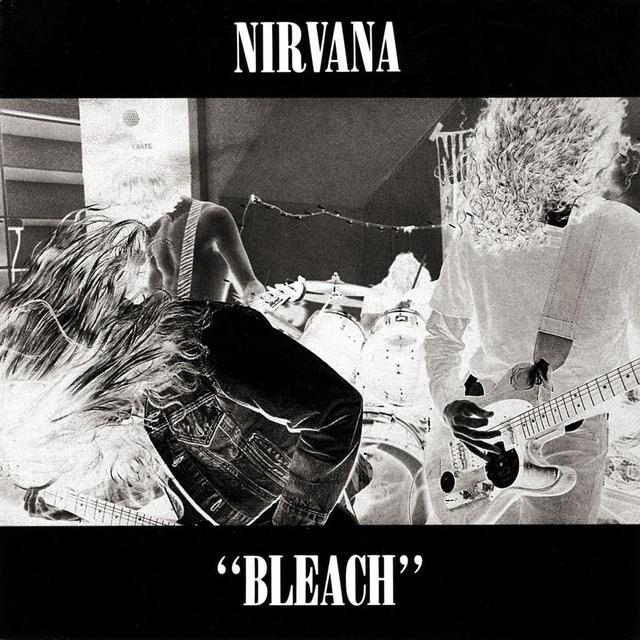 Nirvana Bleach LP (Vinyl)
