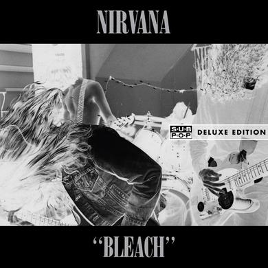 Nirvana Bleach Deluxe 2xLP