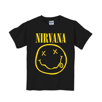 Nirvana Smiley Youth Tee