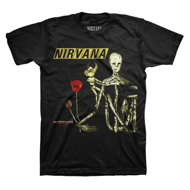 Nirvana Incesticide Tee (Black)