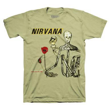 Nirvana Incesticide Tee (Celery)