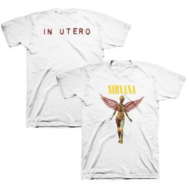 Nirvana In Utero Tee