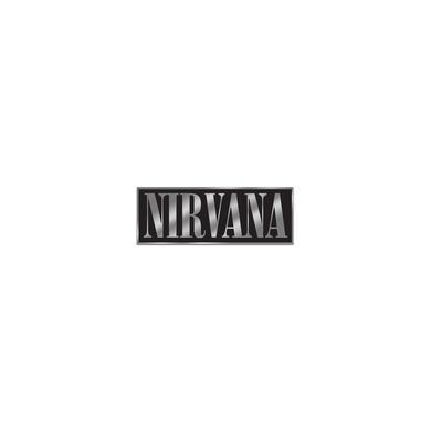 Nirvana Enamel Pin