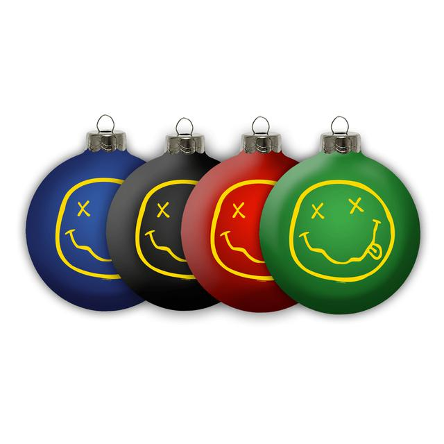 Nirvana Ornament Bundle