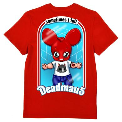 deadmau5 - Sometimes I Fail Tee