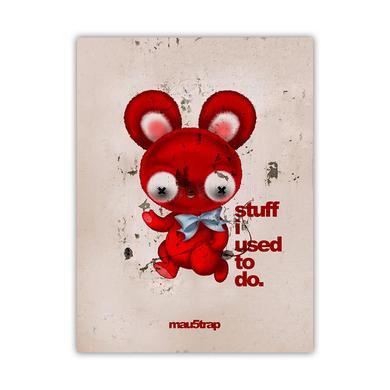 deadmau5 - Stuff I Used To Do Poster