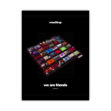 deadmau5 - We Are Friends Poster