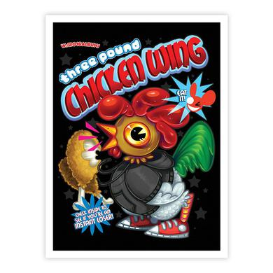 deadmau5 - Chicken Wing Poster