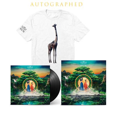 Empire Of The Sun Two Vines LP + T-Shirt + Autographed Lithograph
