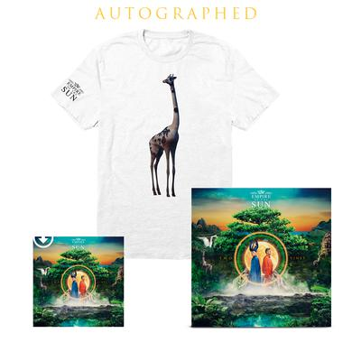 Empire Of The Sun Two Vines Digital Album + T-Shirt + Autographed Litho