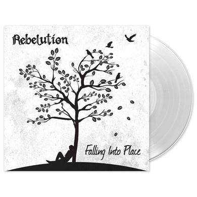Rebelution Falling Into Place Clear Vinyl