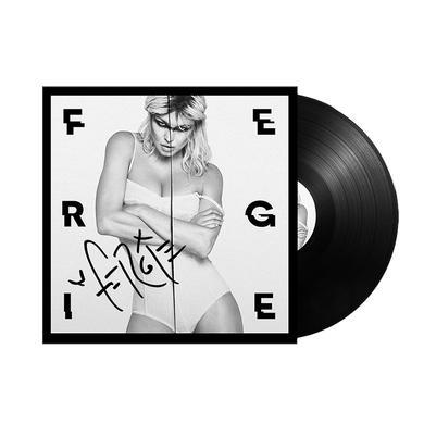 Fergie Signed Double Dutchess Vinyl