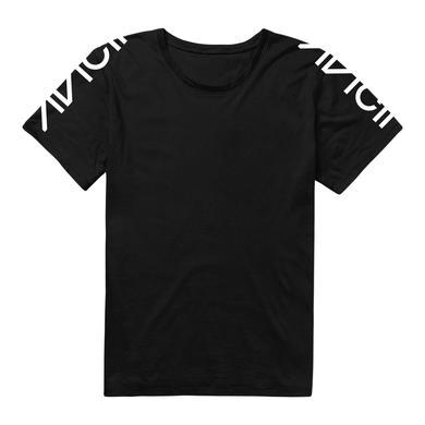 Avicii Shoulder Print T-Shirt
