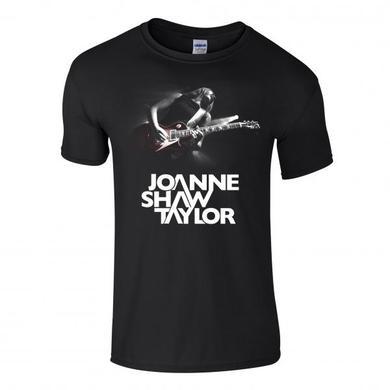 Joanne Shaw Taylor Black Guitar T-Shirt