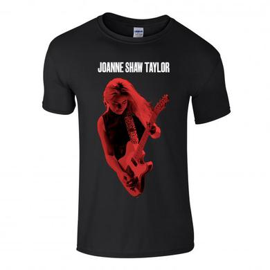 Joanne Shaw Taylor Red Photo T-Shirt