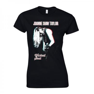 Joanne Shaw Taylor Ladies Wicked Soul T-Shirt