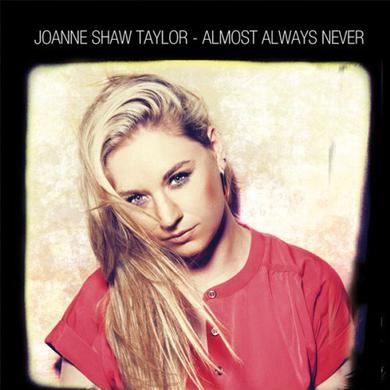 Joanne Shaw Taylor Almost Always Never CD Album CD
