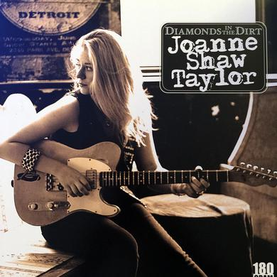 Joanne Shaw Taylor Diamonds In The Dirt CD Album CD