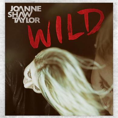 Joanne Shaw Taylor Wild Heavyweight Black 12-Inch Vinyl Heavyweight LP