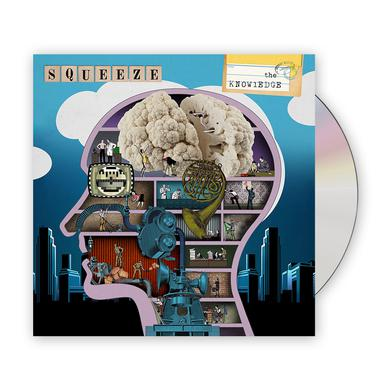 Squeeze The Knowledge CD Album CD