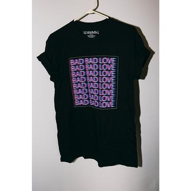 Half the Animal Bad Bad Love T-shirt