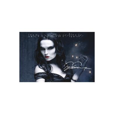 Tarja Christmas Card (Signed)