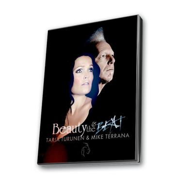 Tarja Beauty And The Beat Live DVD DVD