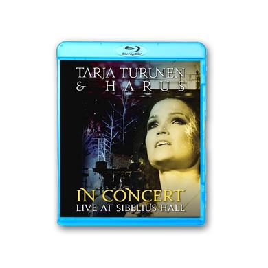 Tarja In Concert - Live At Sibelius Hall Live Blu-Ray Blu-ray
