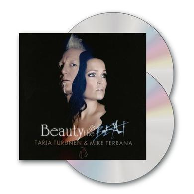 Tarja Beauty And The Beat 2CD Live Album (Argentinian Edition) Deluxe CD