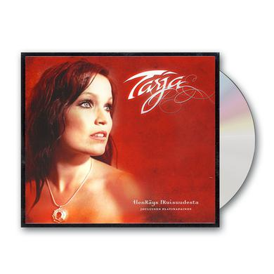Tarja Henkäys Ikuisuudesta - Christmas Platinum Edition CD Album (Finnish Version) CD