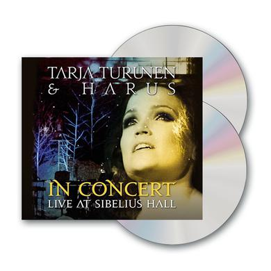 Tarja In Concert - Live At Sibelius Hall CD + DVD Album CD/DVD