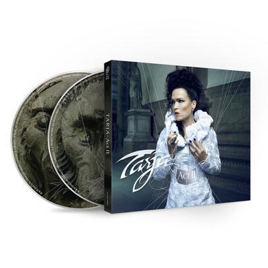 Tarja Act II 2CD Digipak Deluxe CD