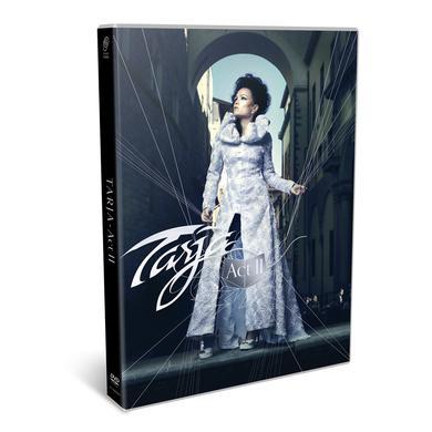 Tarja Act II 2DVD DVD