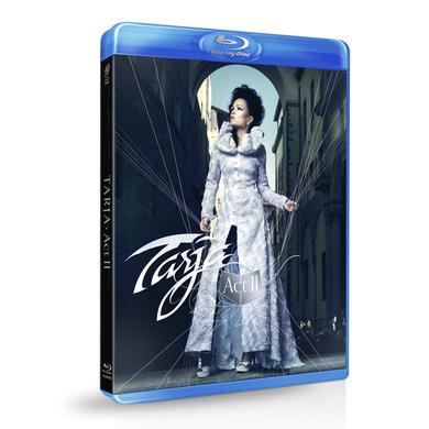 Tarja Act II Blu-Ray Blu-ray