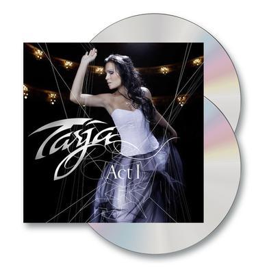 Tarja Act I 2CD Album CD