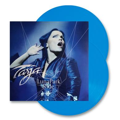 Tarja Luna Park Ride 2LP Blue Vinyl Live Album Double LP