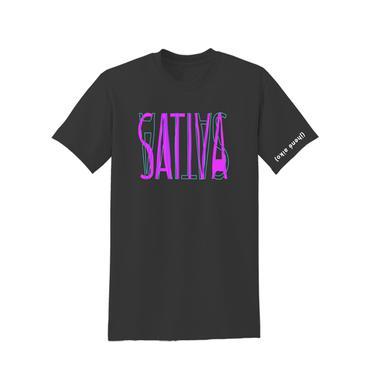 Jhené Aiko Sativa Tee + Trip Digital Album