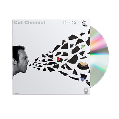 Cut Chemist Die Cut CD
