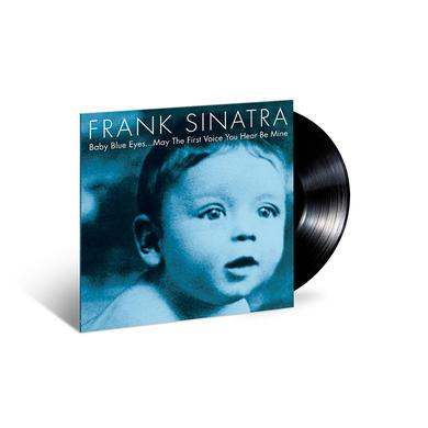 Frank Sinatra Baby Blue Eyes 2LP (Vinyl)