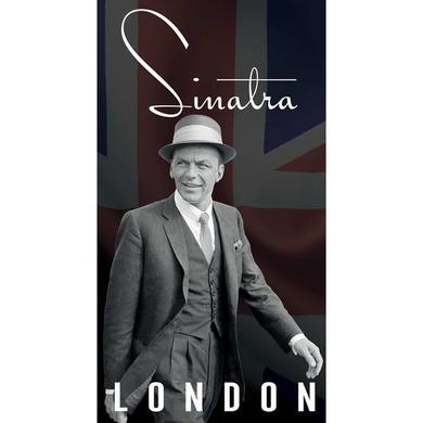 Frank Sinatra London – CD+DVD Box Set