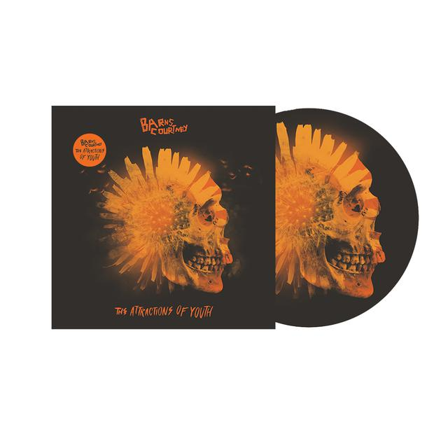 Barns Courtney Quot Attractions Of Youth Quot Vinyl